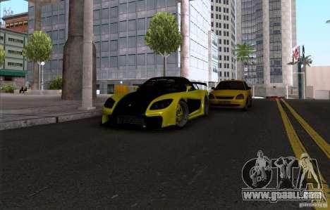 ENBSeries by HunterBoobs v2.0 for GTA San Andreas second screenshot