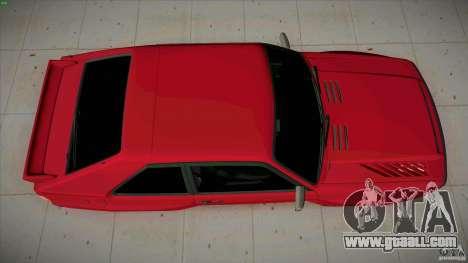 Audi Sport quattro 1983 for GTA San Andreas right view
