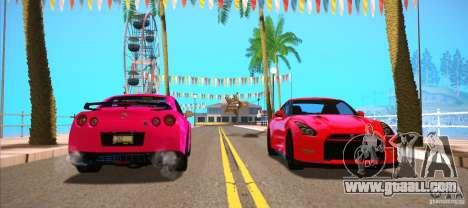 ENBSeries for SA-MP for GTA San Andreas sixth screenshot