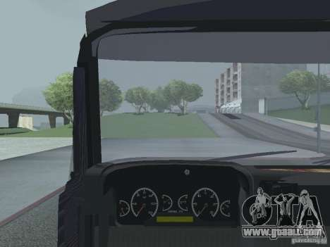 Active dashboard v.3.0 for GTA San Andreas