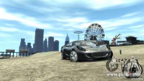 Lotus Elise v2.0 for GTA 4