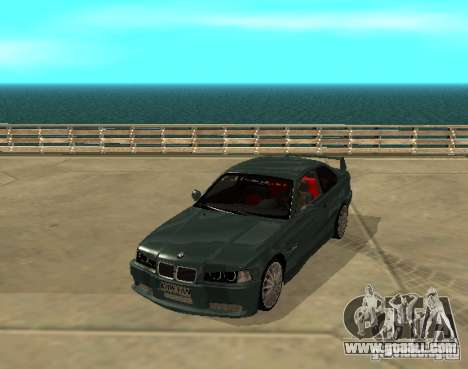 BMW E36 Coupe for GTA San Andreas