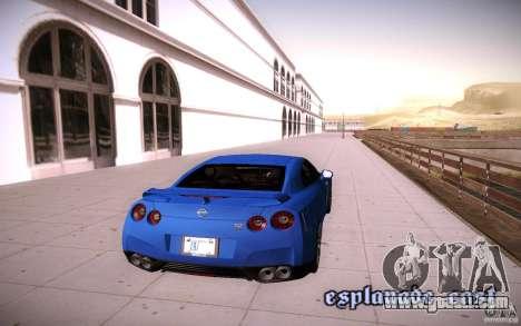 ENBSeries for weaker PC v2.0 for GTA San Andreas fifth screenshot
