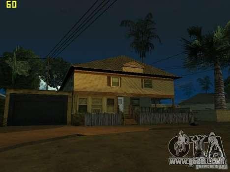 GTA SA IV Los Santos Re-Textured Ciy for GTA San Andreas eighth screenshot