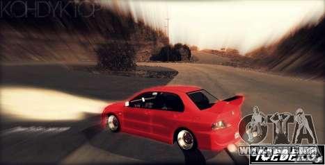 Ebisu West for GTA San Andreas second screenshot