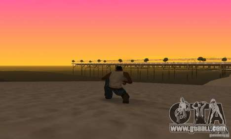 Sunshine ENB Series by Recaro for GTA San Andreas fifth screenshot