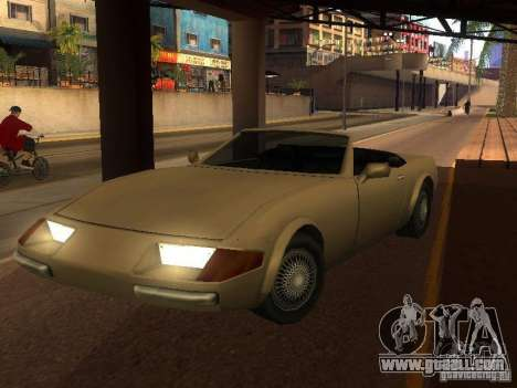 Feltzer of GTA Vice City for GTA San Andreas