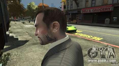 Johnny Klebitz for GTA 4 second screenshot