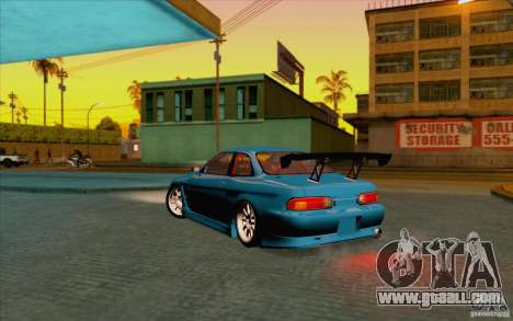 Toyota Soarer (JZZ30) for GTA San Andreas left view