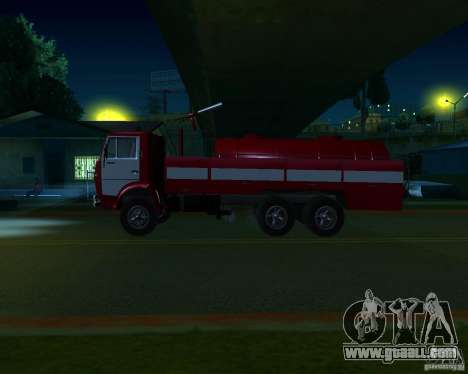 KAMAZ 53213 AP-5 for GTA San Andreas