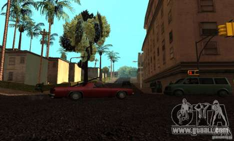 Grove Street for GTA San Andreas sixth screenshot