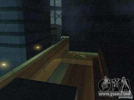 Happy Island 1.0 for GTA San Andreas fifth screenshot