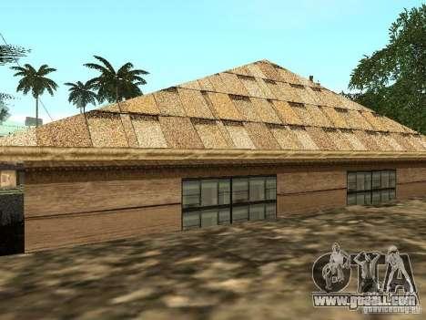 New home CJ for GTA San Andreas third screenshot