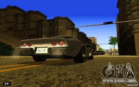 ENBSeries HD for GTA San Andreas ninth screenshot