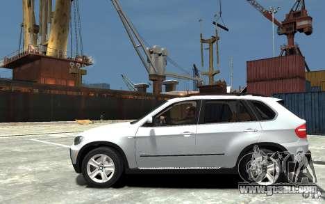 BMW X5 2009 for GTA 4