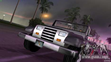 VC Camera Hack v3.0c for GTA Vice City second screenshot