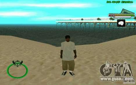 Nigga HD skin for GTA San Andreas third screenshot