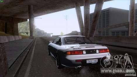 Nissan Silvia S14 Kouki for GTA San Andreas upper view