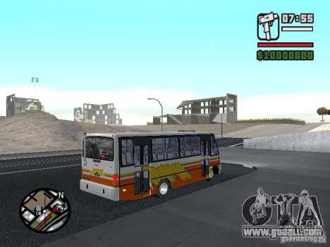 Ciferal Agilis M.Benz LO-814 BY GTABUSCL for GTA San Andreas right view
