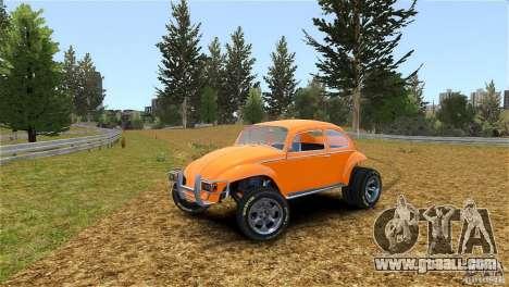 Baja Volkswagen Beetle V8 for GTA 4