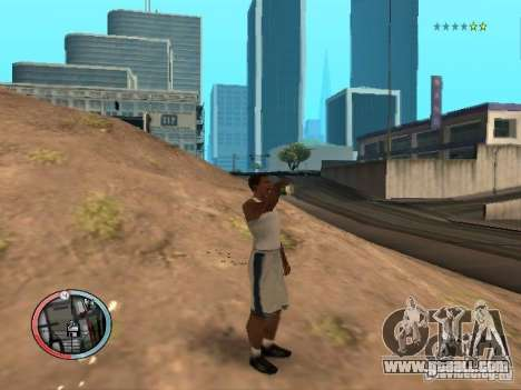 DRUNK MOD for GTA San Andreas