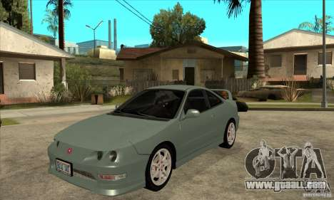 Acura Integra Type-R - Stock for GTA San Andreas