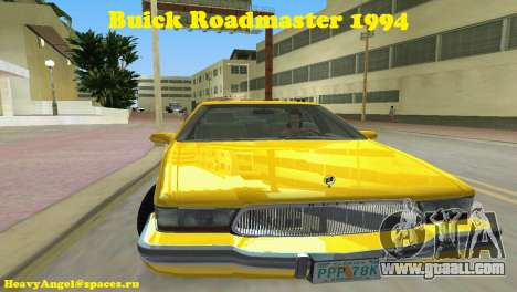 Buick Roadmaster 1994 for GTA Vice City