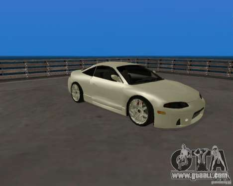 Mitsubishi Eclipse Tunable for GTA San Andreas