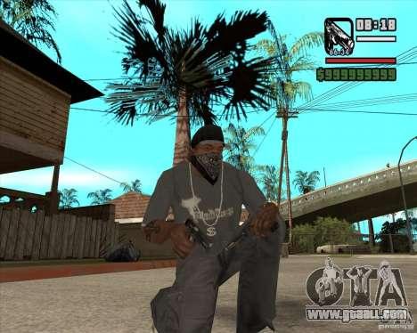 Pak weapons of Fallout New Vegas for GTA San Andreas third screenshot