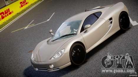 Ascari KZ-1 for GTA 4