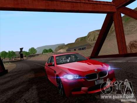 Realistic Graphics HD 4.0 for GTA San Andreas forth screenshot