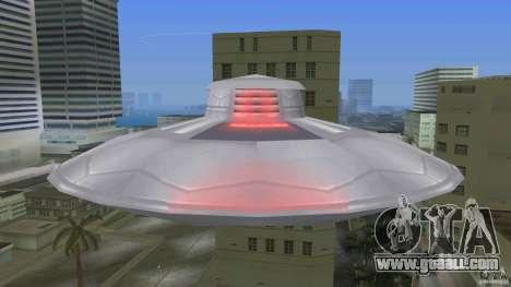 U.F.O. for GTA Vice City right view