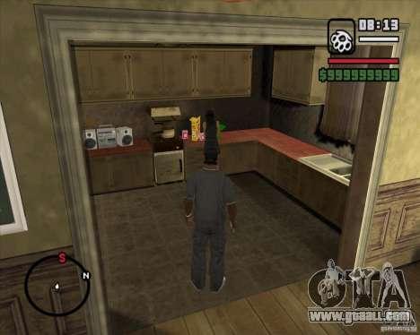 Greetings 2U: GS for GTA San Andreas forth screenshot