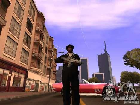 XM8 V1.1 for GTA San Andreas second screenshot