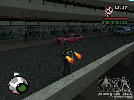 A new airport in San Fierro for GTA San Andreas sixth screenshot