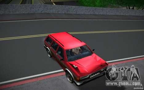 HD lights for GTA San Andreas third screenshot