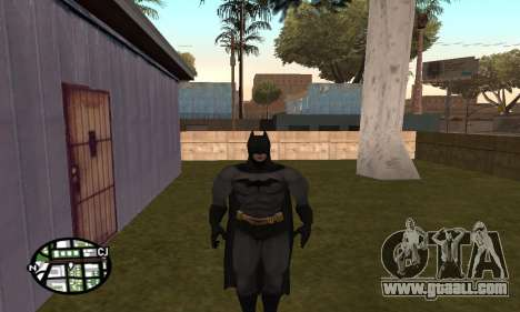 Dark Knight Skin Pack for GTA San Andreas seventh screenshot