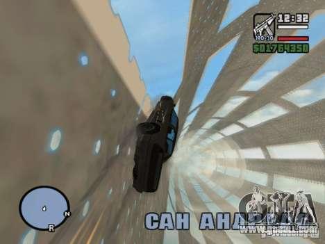 Krant race v2 for GTA San Andreas third screenshot