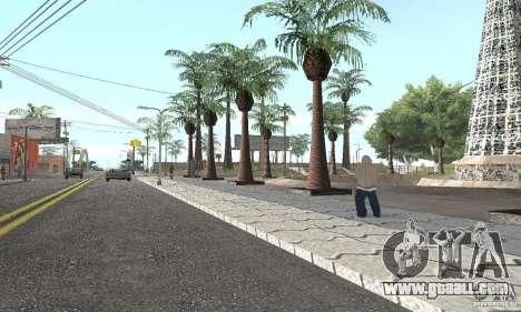 Grove Street 2012 V1.0 for GTA San Andreas sixth screenshot
