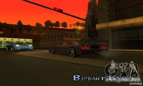 Sunshine ENB Series by Recaro for GTA San Andreas seventh screenshot