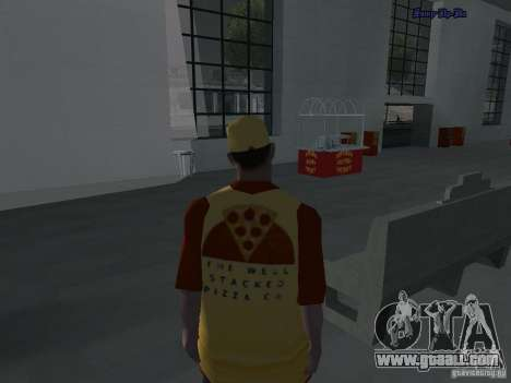 New textures trays for GTA San Andreas second screenshot