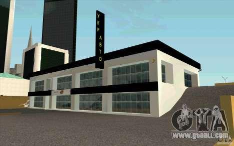 Ukravto Corporation for GTA San Andreas