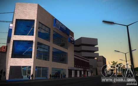 San Fierro Re-Textured for GTA San Andreas third screenshot