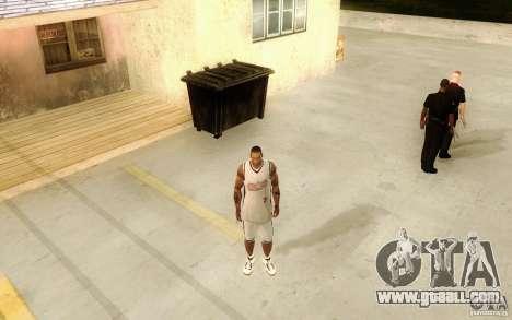 Sombras mais fortes em pedestres for GTA San Andreas third screenshot
