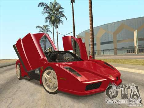 Ferrari Enzo 2010 for GTA San Andreas