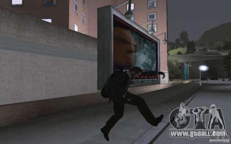 Animation of GTA IV v 2.0 for GTA San Andreas third screenshot