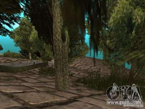 Stone Mountain for GTA San Andreas fifth screenshot