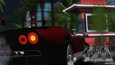 Bullet GT from TBOGT for GTA San Andreas right view