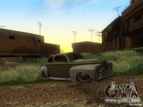 Ford Coupe 1946 Mild Custom for GTA San Andreas