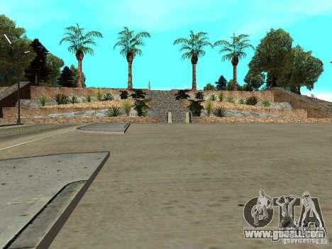 Stone Mountain for GTA San Andreas
